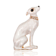 Cute Alloy Crystal Animal Dog Shape Brooches for Women Men Suits Sweater Scarf Brooch Pin Fashion Brooch Jewelry Accessories недорго, оригинальная цена