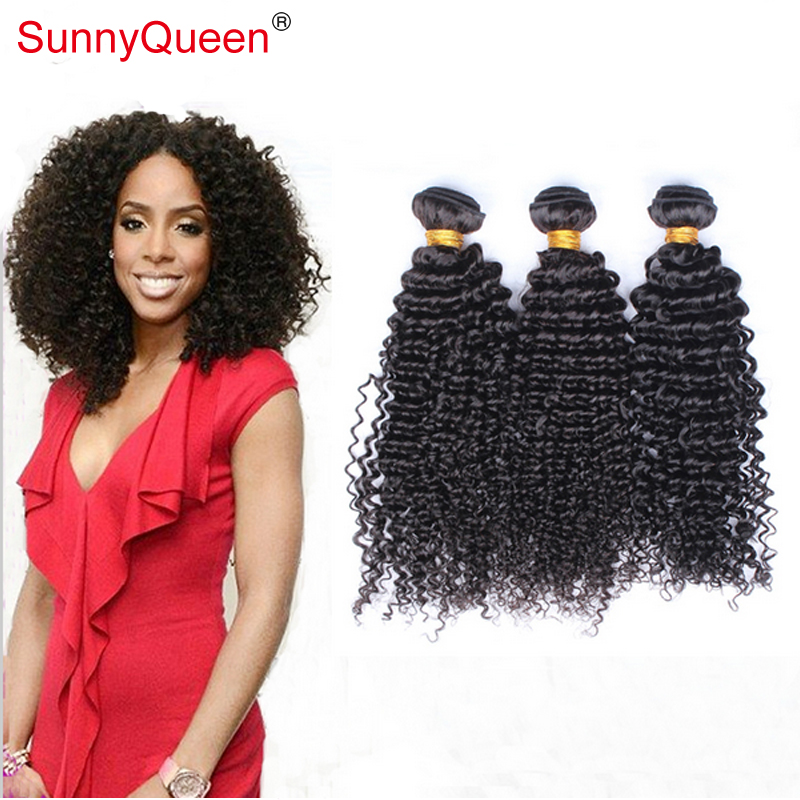 sunny queen hair products 6a 3pcs
