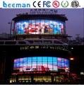Leeman технология отображения ограниченной --- P10 прозрачный торговый центр из светодиодов screendisplay xxxx китай музыка видео стекло