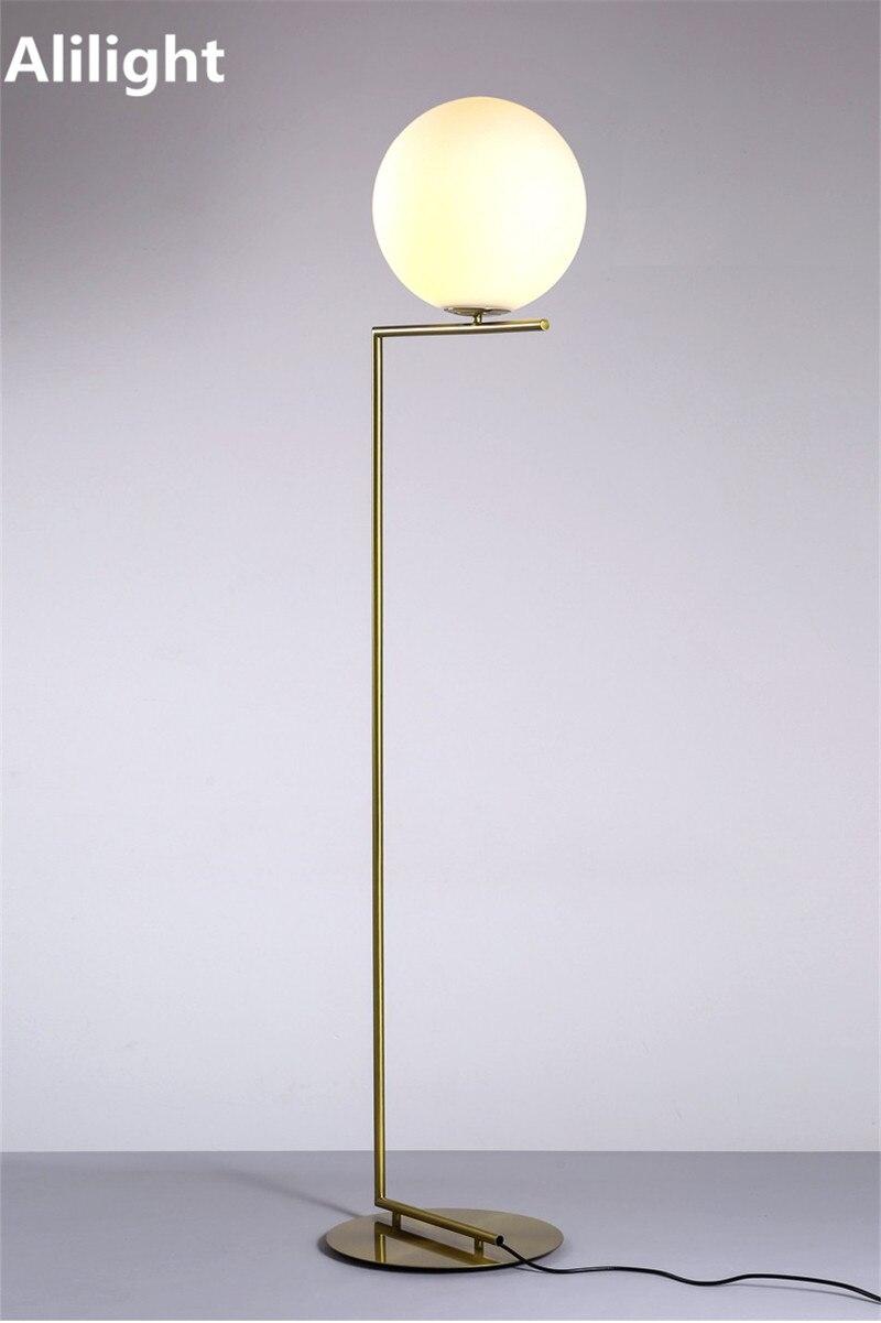gold floor lamps - Gold Floor Lamp