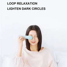 LF Eye Hot and Cold Double Massager Relieves Fatigue Massager Protector
