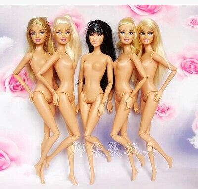 girls doll Animation nude barbie