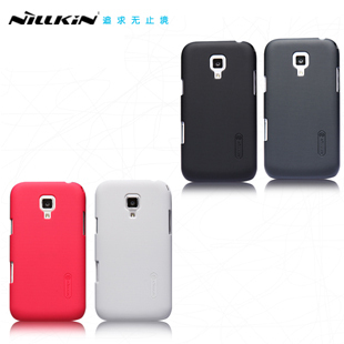 """100% Original Genuine Nillkin ,Quality products NILLKIN """"super frosted shield"""" hard case for Lenovo A820, with screen protector"""