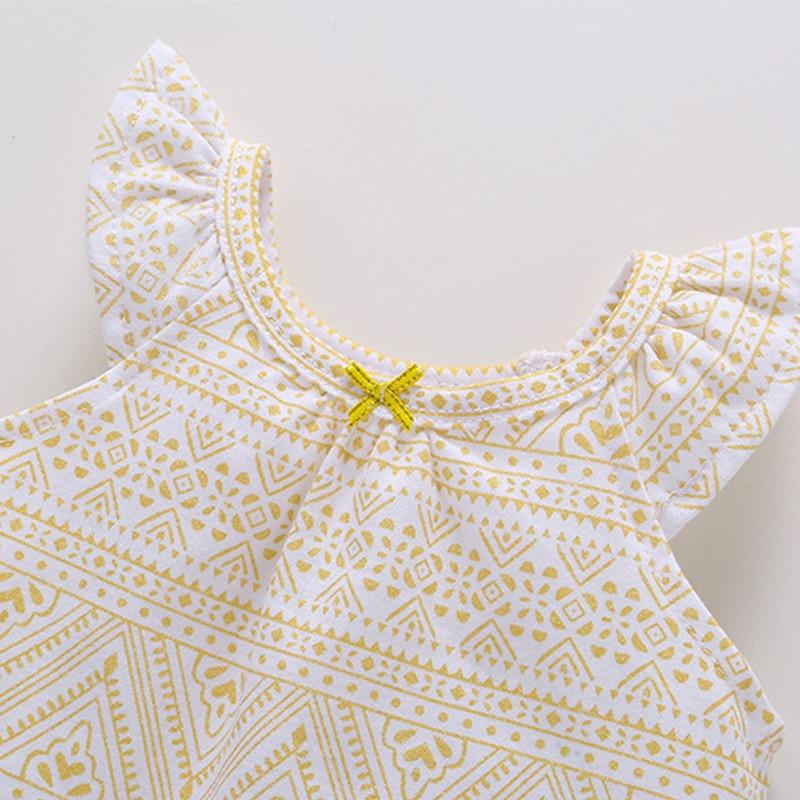 5 sztuk / partia Dziecko Body Niemowlę Kombinezon Pverall Odzież - Odzież dla niemowląt - Zdjęcie 4