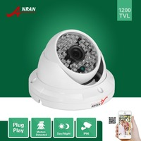 New High Resolution Mini 1200TVL SONY IMX138 Sensor IR Cut Infrared Outdoor Security Waterproof CCTV Camera