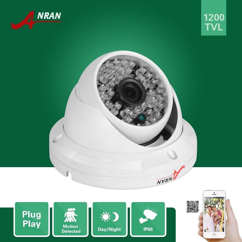 New High Resolution 1200TVL SONY IMX138 Sensor CMOS IR-Cut 48 IR Outdoor Security Waterproof CCTV Camera With OSD