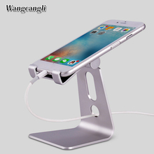 phone holder For iPhone & xiaomi Rotary table stand Tablet All mobile common for
