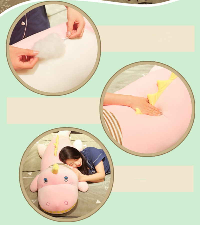 Dorimytrader kawaii crocodile plush toy doll giant animal alligator sleeping cushion bed pillow girl cute birthday gift 120cm 150cm DY50545 (5)