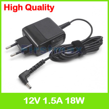 12v 1.5a tablet pc charger ADP-18TB C AP.0180P.002 for Acer Iconia Tab A100 A200 A201 A210 A211 A220 A500 A501 A520 EU plug(China)