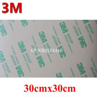 BIG SIZE 300mm*300mm (30cm) 3M 468 Double Sided Adhesive Sticker, High Temperature Resistant for 3D Printer, Thermal Pads