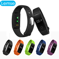 Smart band ID107 Heart Rate Monitor Smartband Fitness Sport Bracelet Smart Wristband For Apple ios Android pk xiaomi mi band 2
