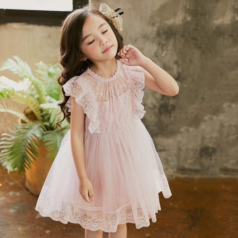 Детская Костюмы элегантное платье для девочки Детские платья для девочек Нарядные платья для девочек 0506