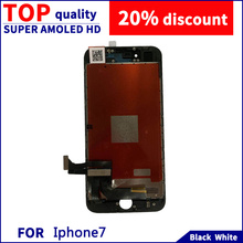 цена на For IPhone7 LCD Display Touch Screen Display Capacitive Screen Pixels Multi-Touch Replacement Component 1334*750