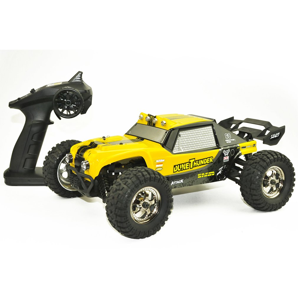 HBX 12891High Speed RC Car Thruster 1:12 2.4GHz 4WD Drift Desert Off-road High Speed Racing Car Climber RC Car Toy for Children