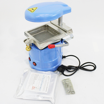 Free ship Dental Vacuum Forming Mold Machine with Former Heating Thermoform Material and Steel Ball 1000w dental vacuum former forming and molding machine heat steel ball lab equipment supply laminating machine dental equipment