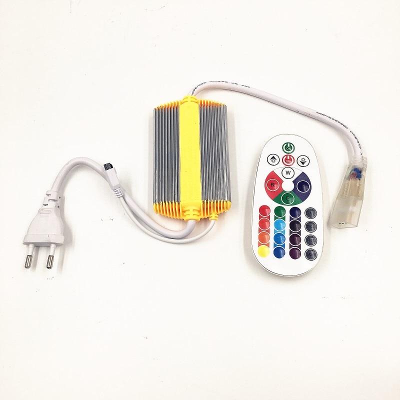 Rgb Neon Led Strip Controller 24 Keys