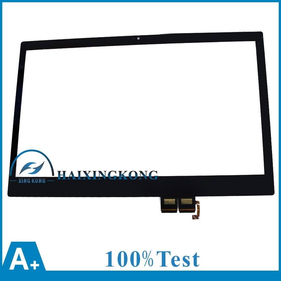 New 14 Laptop Front Touch Screen Glass Digitizer Panel For Acer Aspire V5-471 V5-471P V5-431P V5-431PG Series Replacement Parts new 15 6 foracer aspire v5 571 v5 571p v5 571pg touch screen digitizer glass replacement frame