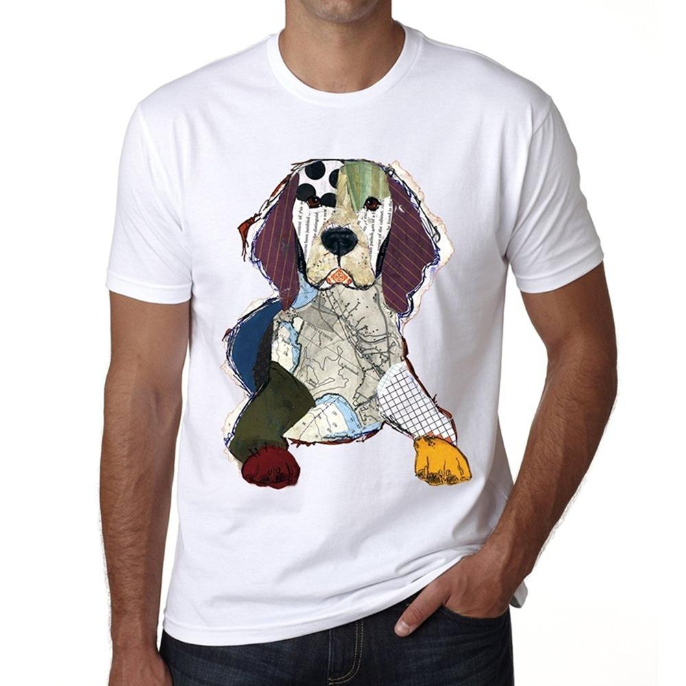 Design your own t-shirt for dogs - Personalized T Shirts Paper Colored Dog H T Shirt Celebrity Star One In The City