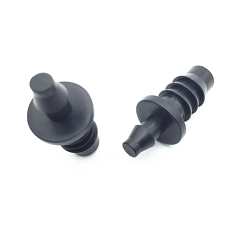 15 PCS End Plug Hole Seal Stoppers For Drip Irrigation Tubing Capillary Hose Blocked Pipes For 4/7mm And 8/11mm Pipe