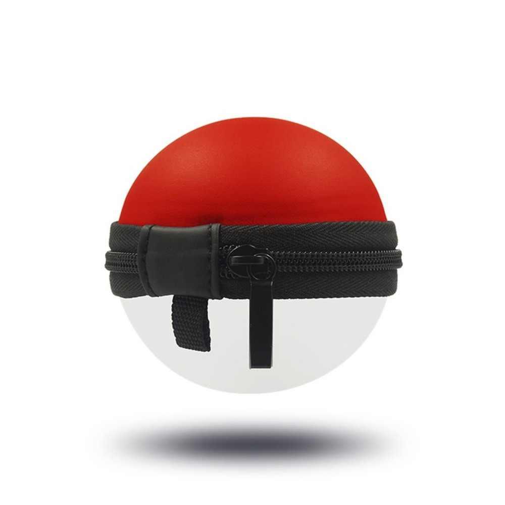 Carry Case dla Poke Ball Plus kontroler ochronna twardy przenośne podróży Pokeball skrzynki torba dla nintendo przełącznik