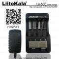 Nova lii-500 lcd liitokala carregador 3.7 v 18650 18350 26650 10440 14500 18500 17500 1.2 v de lítio aa aaa nimh carregador de bateria