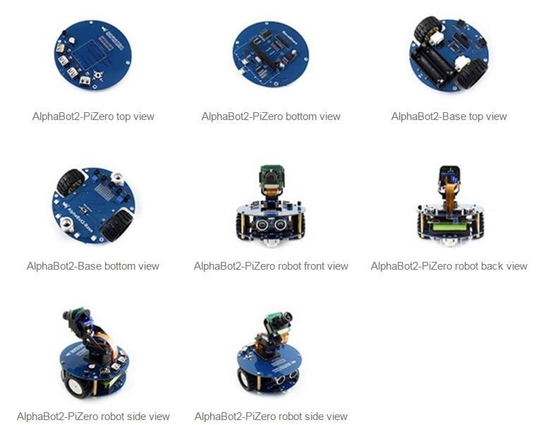 AlphaBot2-Pi
