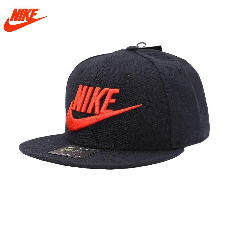 ... original new arrival 2017 spring sunshade nike futura true red unisex  baseball sport caps sportswear
