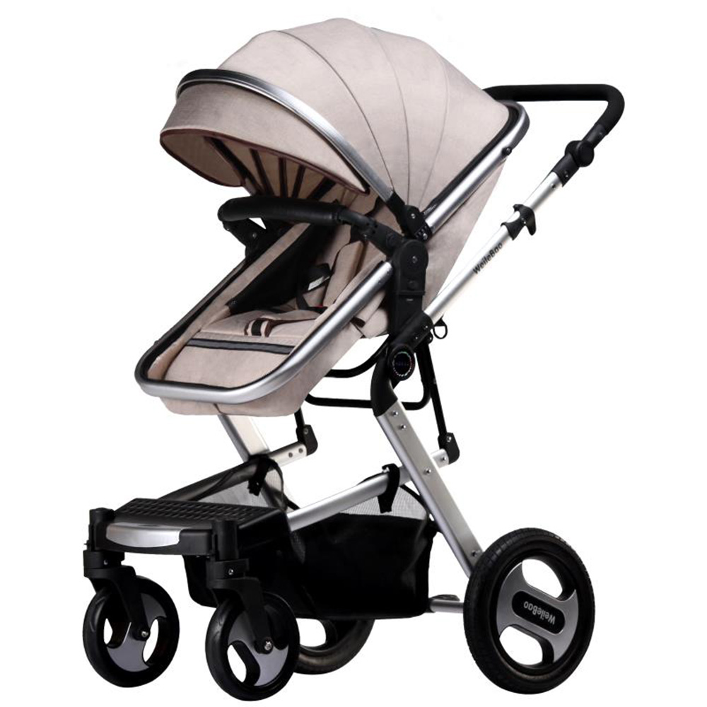 Double Stroller Expensive Baby Stroller Luxury