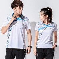 Female/Male Shirt Badminton China table tennis clothes ,tenis masculino,Quick Dry Pingpong T-shirt Skort, Badminton shirt shorts