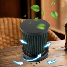 GIAHOL 1PC H12 High efficiency HEPA Filter for car air purifier Cleaning Parts Filters filters cleaner