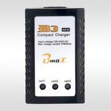 IMAX B3 Pro Compact Balance зарядное устройство для 2S 3S 7,4 V 11,1 V литиевая батарея страйкбол пистолет батарея Высокое качество зарядное устройство длительный срок службы