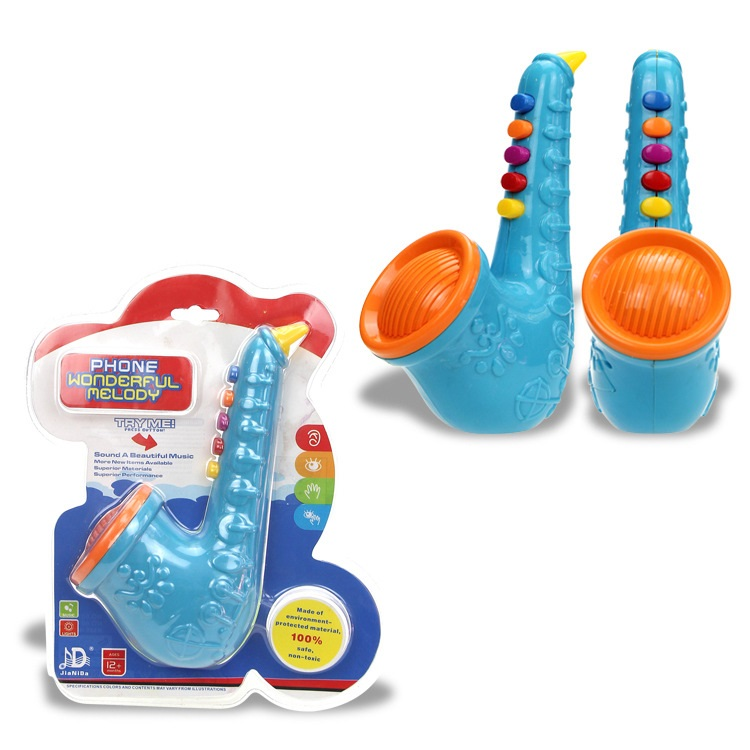 Musical Educational Toys : Popular toy saxophone buy cheap lots from