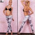 2015 Hot sale women fashion  print jean legging Punk style female pants  free size girl trousers fashion leggings Free Shipping