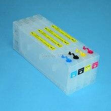 T6161  T6161-T6164 For Epson Stylus Pro B310 B510 printer ink cartridge 4 color 300ml