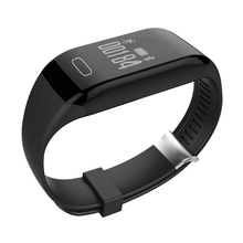 Sensible Bracelet H3 Wristband Coronary heart Price Monitor Bluetooth four.zero Passometer Sports activities Health Tracker Smartband For IOS Android