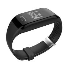 Smart Браслет H3 браслет монитор сердечного ритма Bluetooth 4.0 Шагомер Спорт фитнес трекер smartband для IOS Android