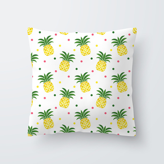 Yellow pillowcse 12