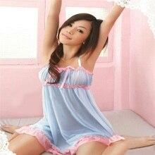 Соболезнуем пряжи чистой милая прозрачные пояса женское сексуальное нижнее пижамы белье