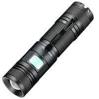 HONGTAIYANG Strong Light Flashlight Can Charge Long Range Waterproof Special Forces Mini
