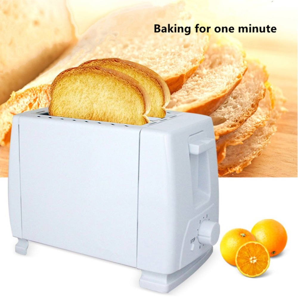 Toaster 2 Slices Home Multi-function Automatic Stainless Steel 7 Modes Of Browning Control Breakfast Machine Kitchen ToolToaster 2 Slices Home Multi-function Automatic Stainless Steel 7 Modes Of Browning Control Breakfast Machine Kitchen Tool