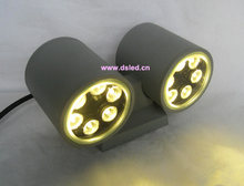 CE,12W LED wall light,LED Porch light,DS-08-7-12W,110-250VAC,good quality,2-year warranty,Aluminum fitting