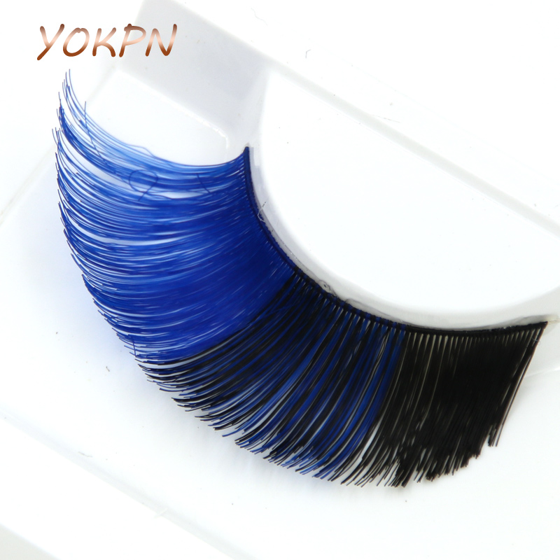 Compare Prices on False Eyelashes Blue- Online Shopping/Buy Low ...
