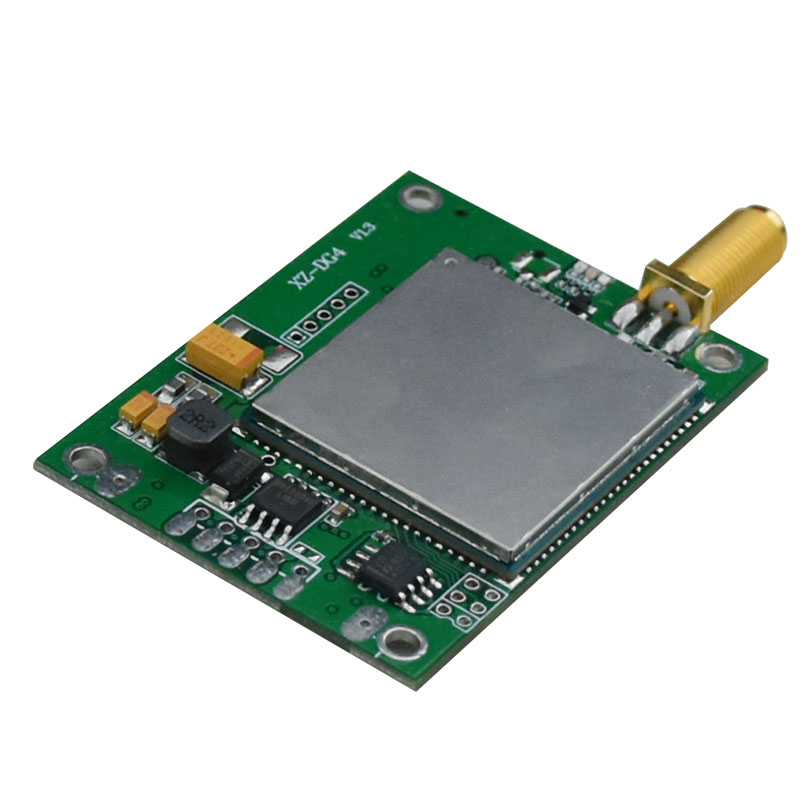 Image 3 - 3g modem pcb 4g lte dtu gsm modem with sim card slot gsm fixed wireless terminal ttl rs232 uart wireless transceiver XZ DG4P-in Fixed Wireless Terminals from Cellphones & Telecommunications