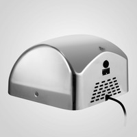 Actualizado-secador de manos automático de alta velocidad de alta resistencia comercial de 1200 vatios