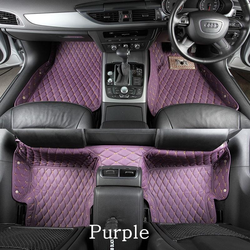 Custom Car Floor Mats For Toyota Reiz Corolla Wish Sienna