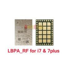 BestChip AMPLIFICADOR DE POTENCIA IC para iphone 7 7plus, 5 unidades/lote, LBPA_RF 78100 20, placa base