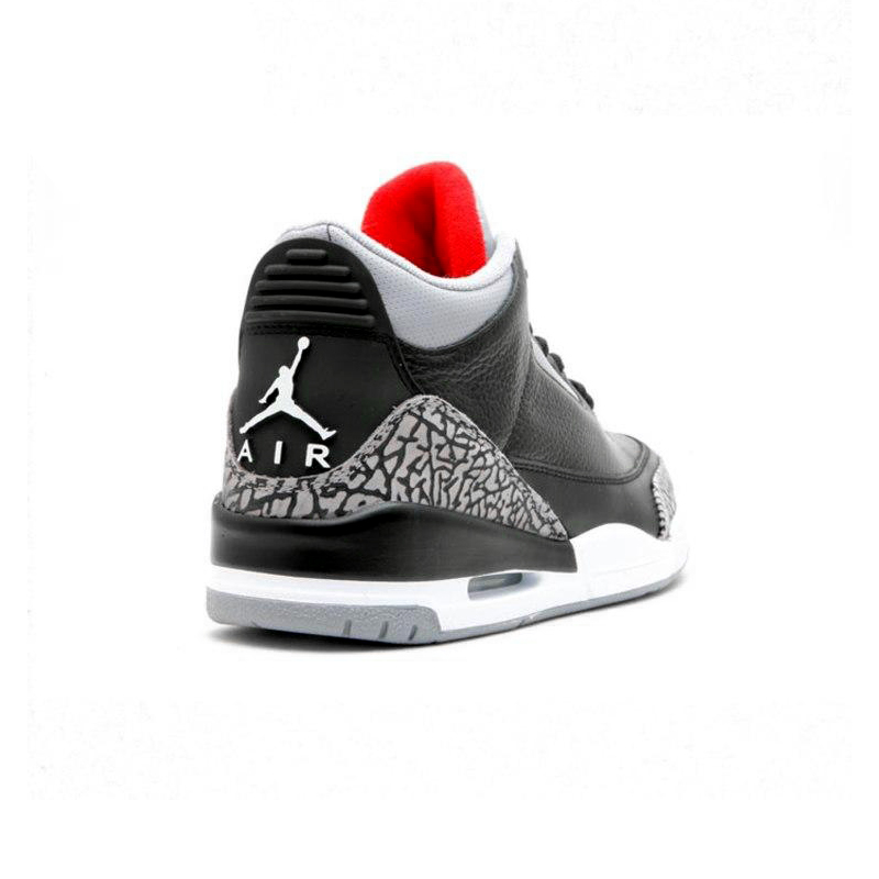 8263a95951f Original Nike AIR JORDAN 3 RETRO  88 AJ3 OG Joe 3 Men s Basketball Shoes  Breathable Sneakers