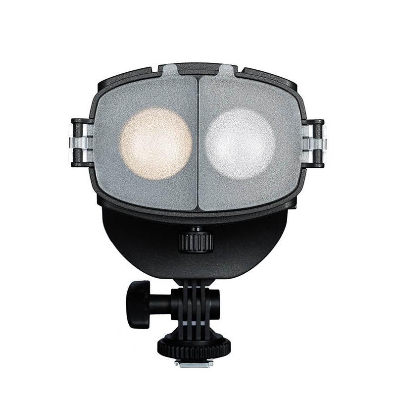 CN-20FC Kamera LED Işık Video Spotlight 3200-5600 K Canon Nikon - Kamera ve Fotoğraf - Fotoğraf 3