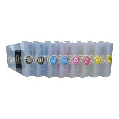 Pro 7400 / 9400 Refilling Cartridge 8pcs / set, with 4 Funnels   printer parts