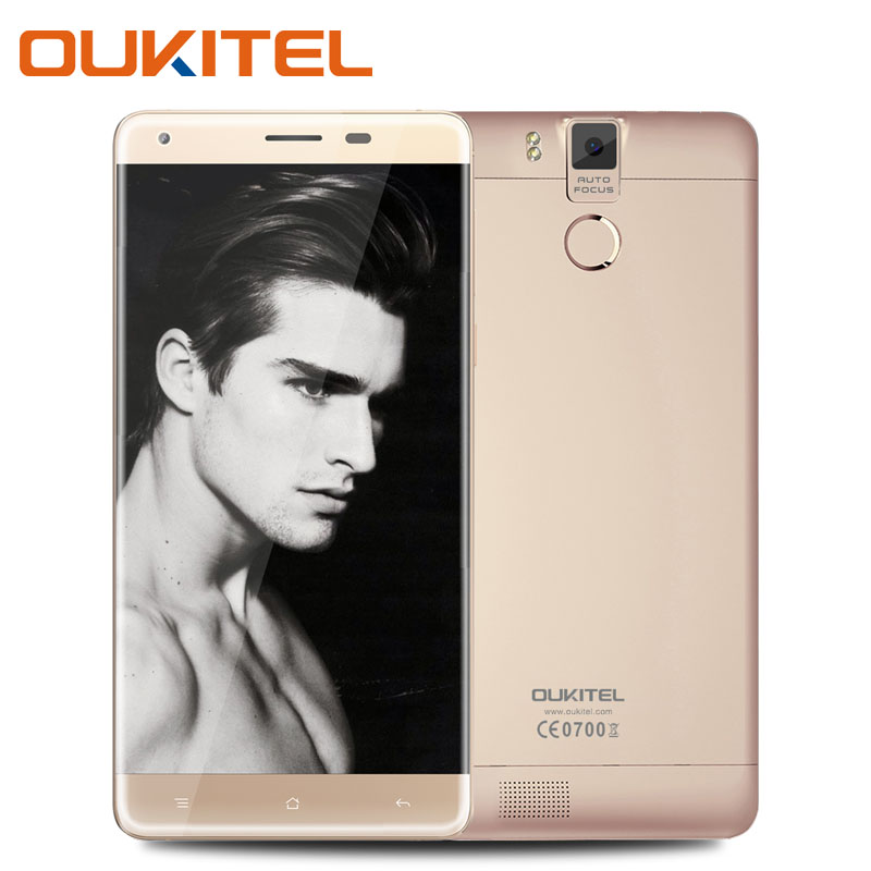 Oukitel MT6753 K6000 Pro 5.5 pulgadas 4G Smartphone Octa Core 3 GB RAM 32 GB ROM